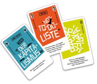 Spielkarten- Halt mal kurz