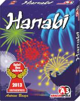 Spielschachtel - Spiel des Jahres 2013 - Hanabi