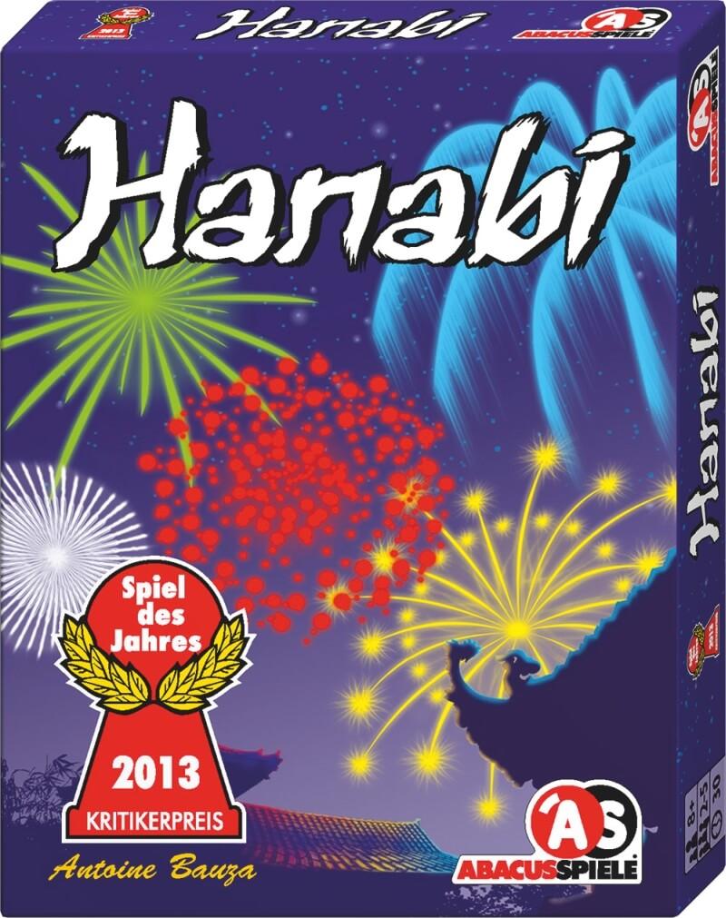 Spielschachtel - Spiel des Jahres 2013- Hanabi
