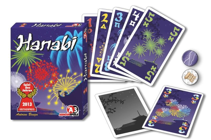 Spielinhalt - Spiel des Jahres 2013- Hanabi