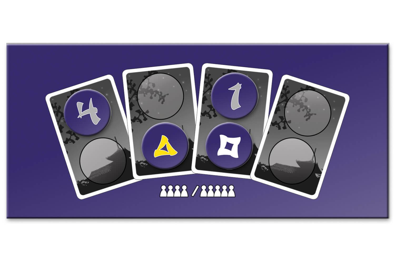 Merkhilfe - Spiel des Jahres 2013- Hanabi Fun & Easy