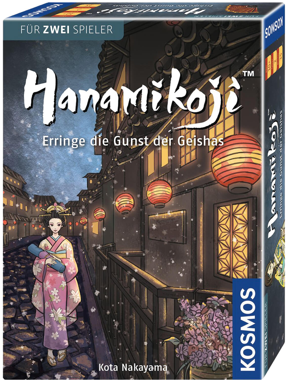 - Hanamikoji