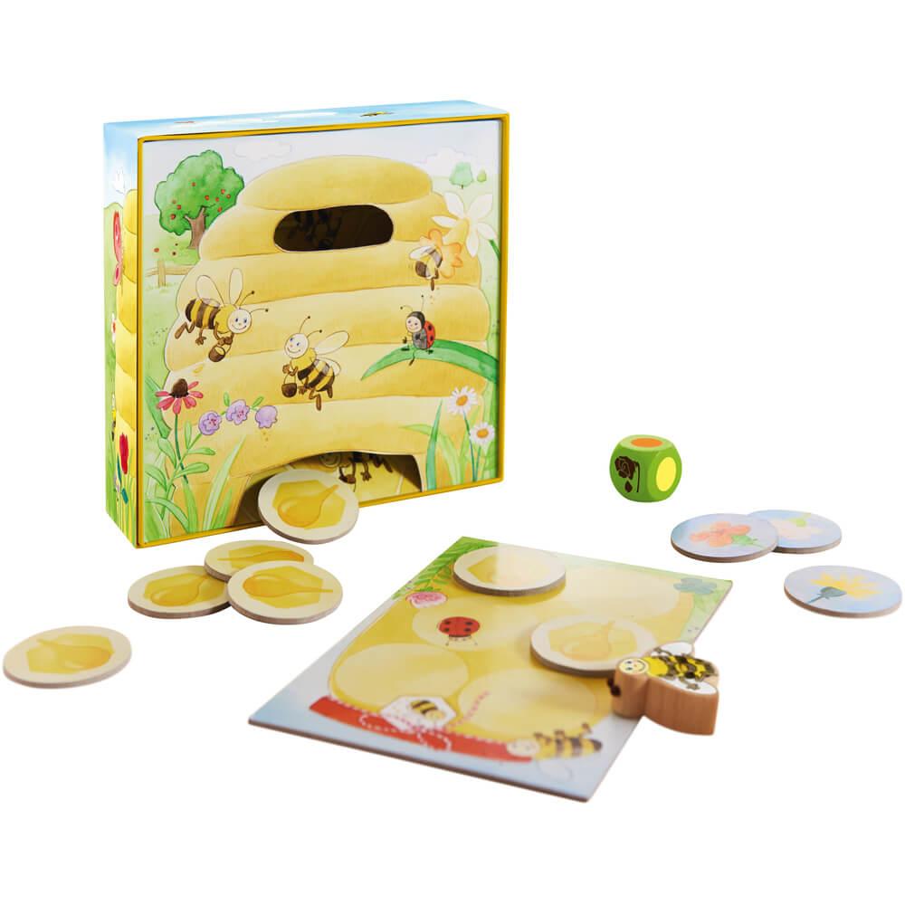 Spielmaterial- My very first games - Hanna Honeybee