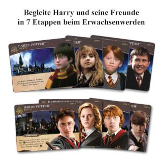 Begleite Harry und seine Freunde in 7 Etappen beim Erwachsenwerden- Harry Potter - Kampf um Hogwarts