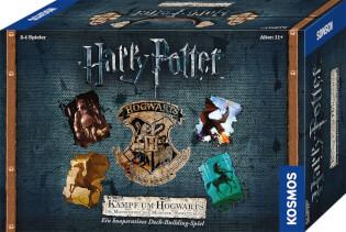 Schachtel Vorderseite, rechte Seite- Harry Potter: Kampf um Hogwarts - Die Monsterbox der Monster Erweiterung