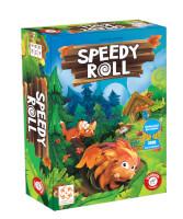 Schachtel Vorderseite - Kinderspiel des Jahres 2020 - Speedy Roll