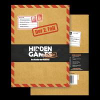 Schachtel Vorderseite - Hidden Games: Das Diadem der Madonna