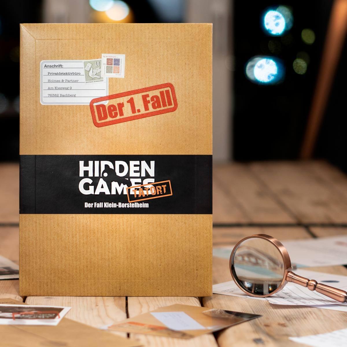 - Hidden Games: Der Fall Klein-Borstelheim