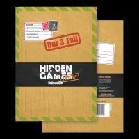Schachtel Vorderseite - Hidden Games: Grünes Gift