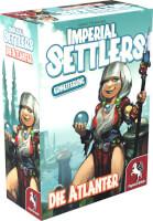 Schachtel Vorderseite links - Imperial Settlers: Die Atlanter