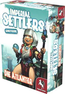 Schachtel Vorderseite rechts- Imperial Settlers: Die Atlanter
