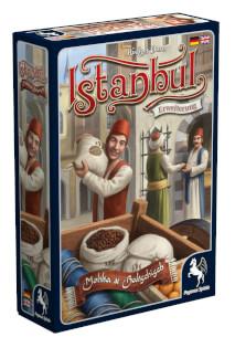 Schachtel Vorderseite links- Istanbul: Mokka & Bakschisch
