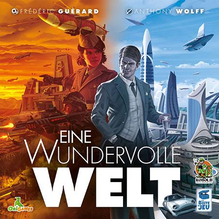 Cover- Eine wundervolle Welt