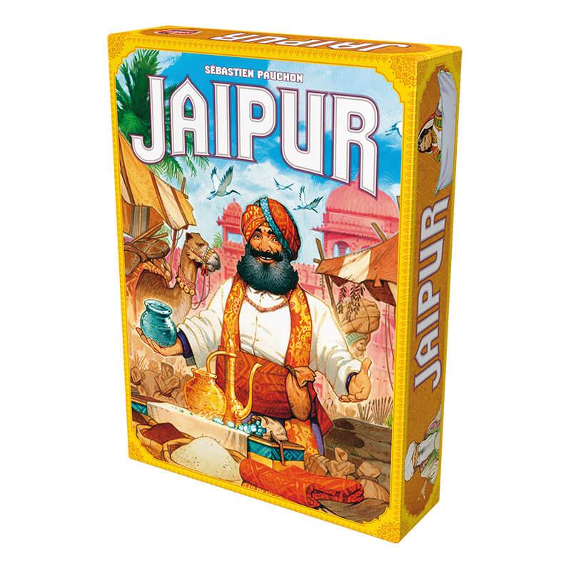 Schachtel Vorderseite- Jaipur