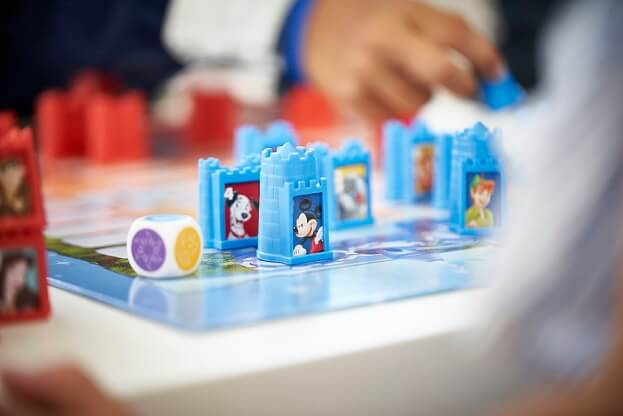Spielmaterial- Stratego: Junior Disney