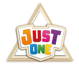 Spiellogo - Spiel des Jahres 2019- Just One