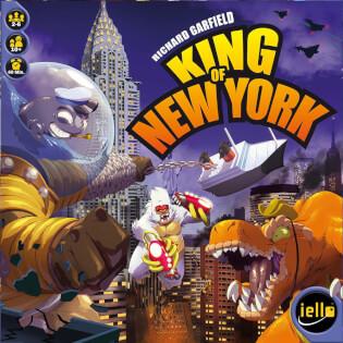 Schachtel Vorderseite- King of New York