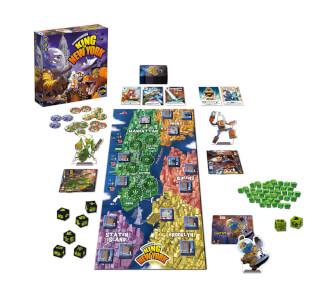 Spielmaterial - Schachtel- King of New York