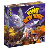 Schachtel Vorderseite links - King of New York