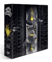Schachtel Vorderseite - King of Tokyo - Dark Edition