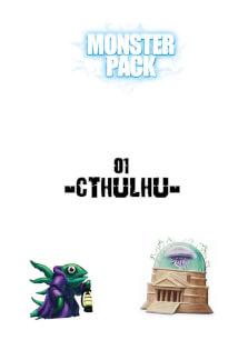 Monster- King of Tokyo: Monsterpack 1 Cthulhu