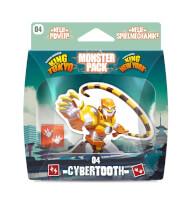 Schachtel Vorderseite - King of Tokyo: Monsterpack 4 Cybertooth
