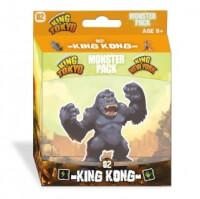 Schachtel Vorderseite - King of Tokyo: Monsterpack 2 King Kong