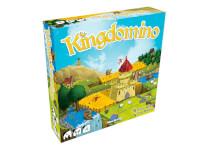 Schachtel Vorderseite - Spiel des Jahres 2017 - Kingdomino