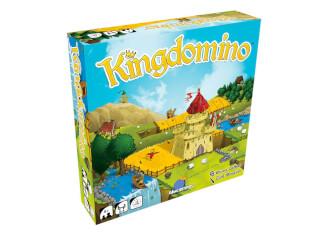 Schachtel Vorderseite - Spiel des Jahres 2017- Kingdomino