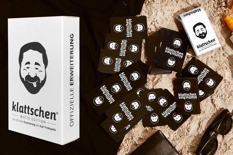 Spielmaterial- klattschen – White Edition