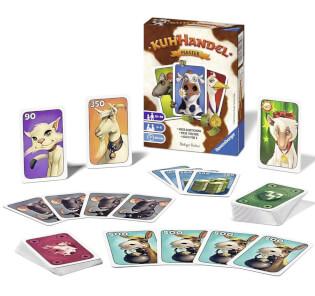 Schachtel und Spielkarten- Kuhhandel Master