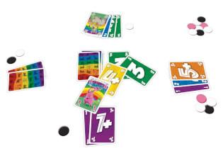 Spielmaterial- L.A.M.A Party Edition