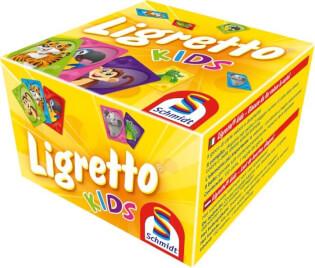 Spielschachtel- Ligretto - Kids