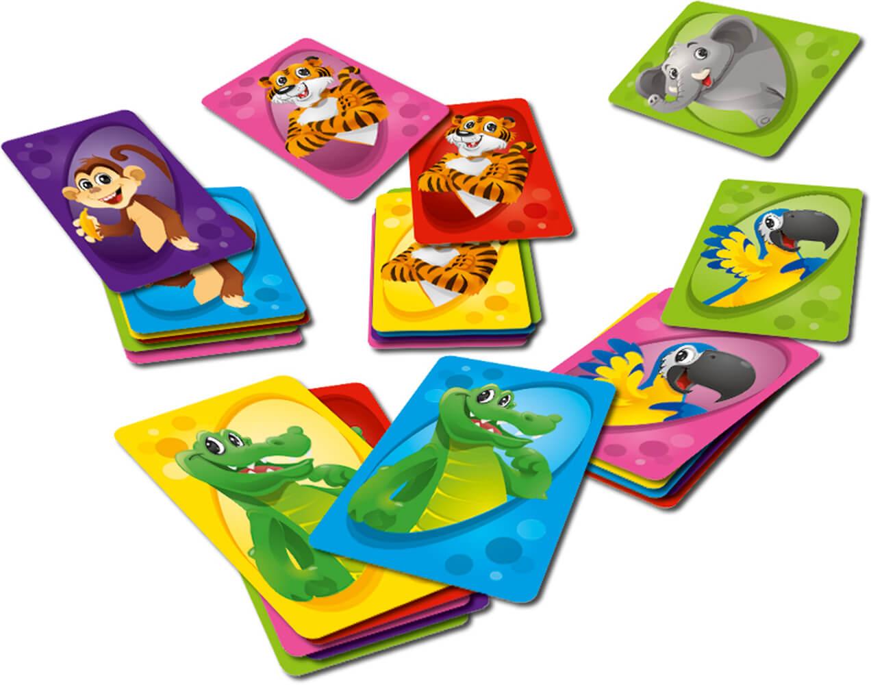 Spielkarten- Ligretto - Kids