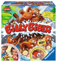 Schachtel Vorderseite - Billy Biber