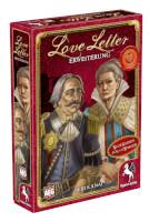 Schachtel Vorderseite, linke Seite - Love Letter Erweiterung