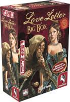 Schachtel Vorderseite, linke Seite - Love Letter - Big Box