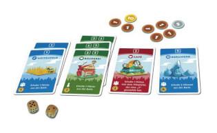 Schöne Spielkarten - nominiert zum Spiel des Jahres 2015- Machi Koro