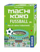 Schachtel Vorderseite, rechte Seite - Machi Koro: Fussball