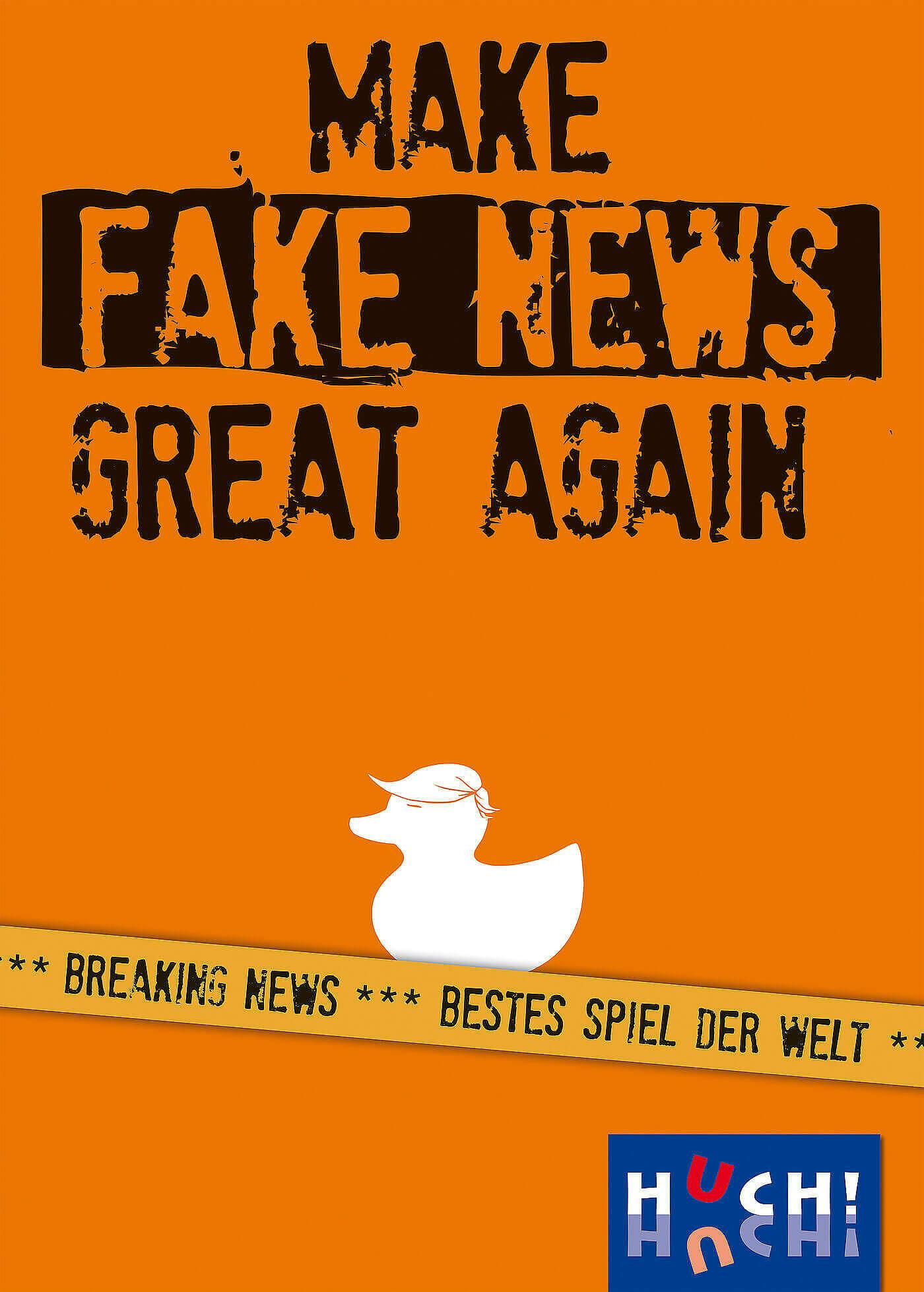 Cover- Make Fake News Great Again