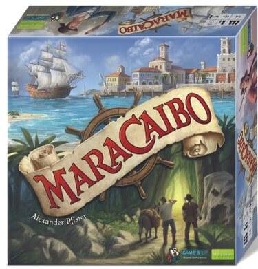 Schachtel Vorderseite- Maracaibo