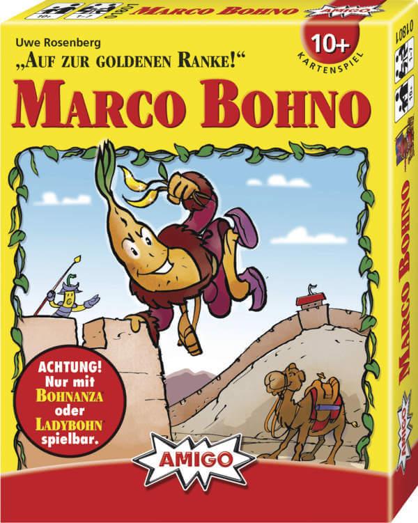 Schachtel Vorderseite- Marco Bohno
