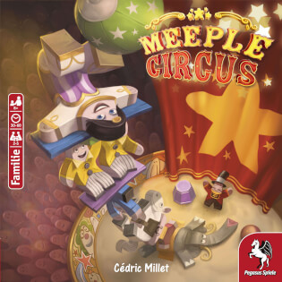 Cover- Meeple Circus