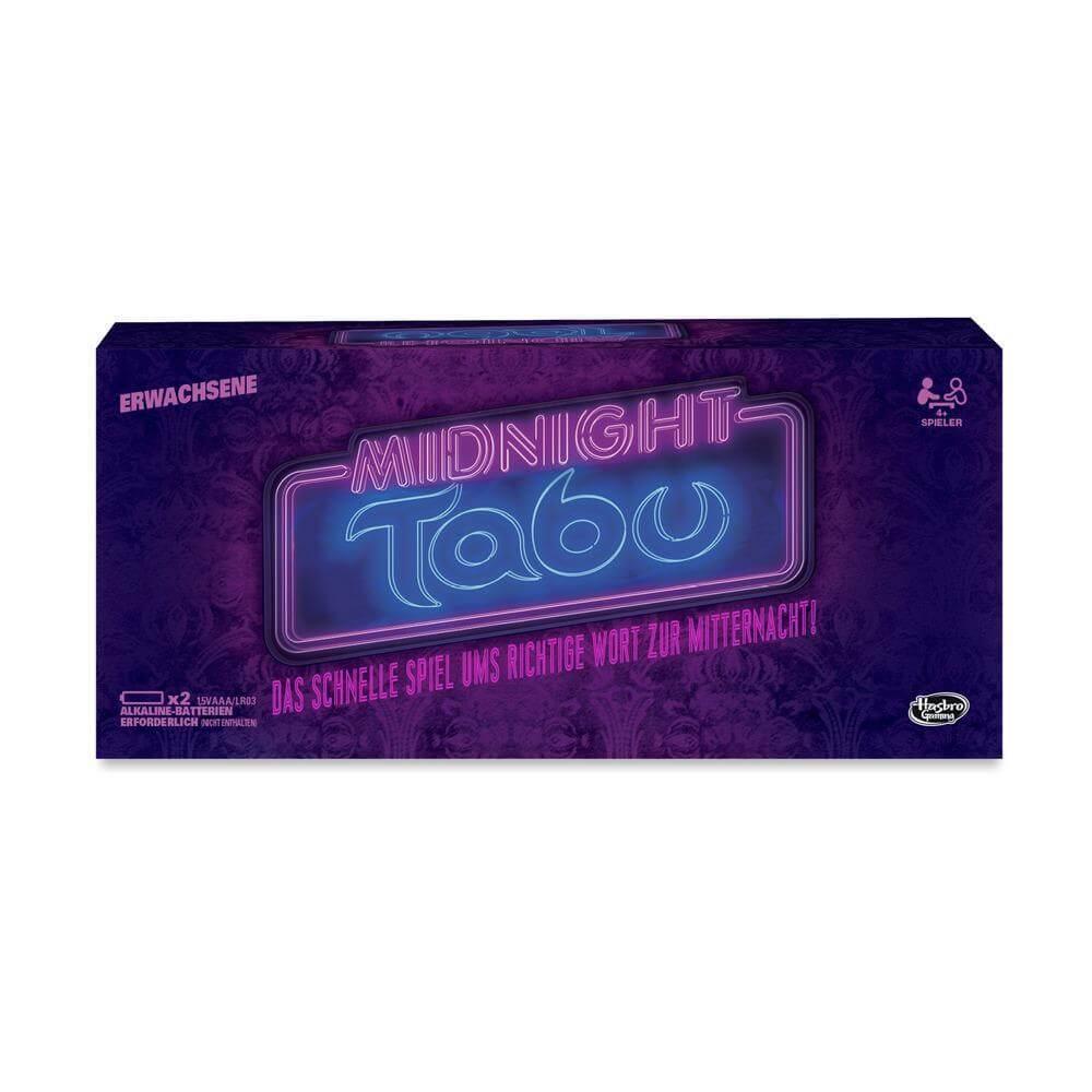 Cover- Tabu - Midnight