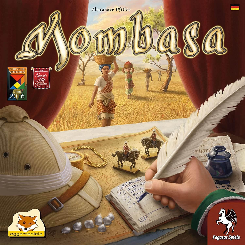 Cover - Mombasa