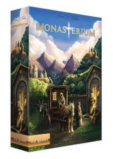 Schachtel Vorderseite- Monasterium