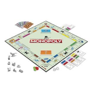 Spielbrett- Monopoly Edizione Svizzera