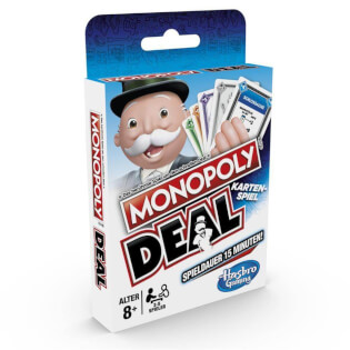 Schachtel Vorderseite- Monopoly Deal