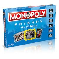 Schachtel Vorderseite - Monopoly - Friends