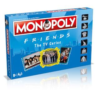 Schachtel Vorderseite- Monopoly - Friends